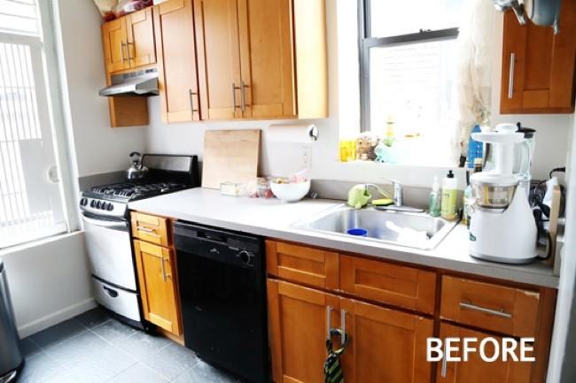 colores para renovar los muebles de la cocina  Corazón del Hogar