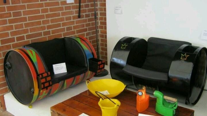 Ideas para hacer muebles con material reciclado  Corazón del Hogar